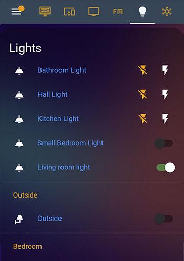 BigSister lumini smart home xiaomi livolo