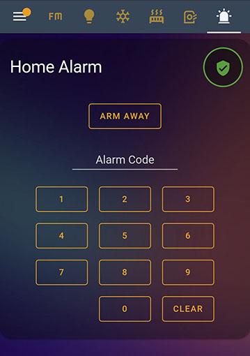 BigSister securitate alarma smart home